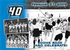 Celebrating 40 Years of Womens Athletics at GVSU - February 21